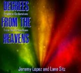 CLEARANCE: Decrees from the Heavens (Prophetic Soaking CD) by Jeremy Lopez and Lane Sitz