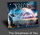 CLEARANCE: The Greatness of You (Prophetic Music CD) Kelanie Gloeckler