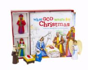 Nativity-What God Wants For Christmas Kit  by  Family Life