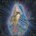 CLEARANCE: Hidden (music CD) by Tiffany Lewis