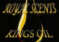 Royal Scents Anointing Oil (1/4 oz. bottle) exclusively to Identity Network