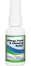 Allergy, Food & Chemical Relief