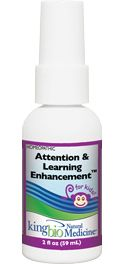 Attention & Learning Enhancement
