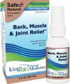 Back, Muscle & Joint Relief