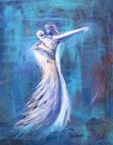 CBridal Dance (artwork 8X10) by Janice VanCronkhite - Click To Enlarge