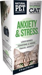 Cat: Anxiety & Stress