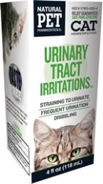 Cat: Urinary Tract Irritations