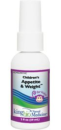 Children's Appetite & Weight