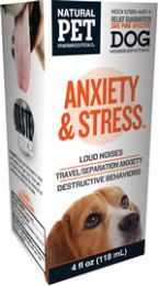 Dog: Anxiety & Stress