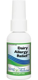 Dairy Allergy Relief