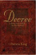 CDecree (E-Book Download) by Patricia King - Click To Enlarge