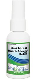 CDust Mite & Roach Allergy Relief - Click To Enlarge