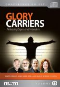 CGlory Carriers, Releasing Signs and Wonders (7 CD Teaching Set) by Bonnie Chavda,James Baker, James Goll, and Matt Sorger - Click To Enlarge