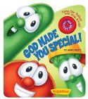 CGod Made You Special! Veggie Tales (Book) by Greg Fritz - Click To Enlarge