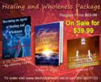 Healing and Wholeness Package by Jeremy Lopez, Karen Riley and Lane Sitz