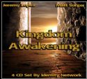 CKingdom Awakening CD Set (4 CD Series) by Matt Sorger & Jeremy Lopez - Click To Enlarge