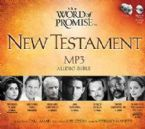 Word Of Promise NT Audio (3 MP3 Disc) NKJV  by Nelson Bibles