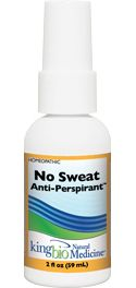 No Sweat Anti-Perspirant