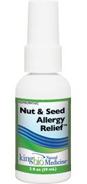 Nut & Seed Allergy Relief