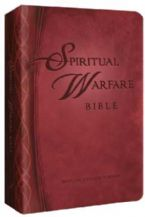Spiritual Warfare Bible (bible) by Charisma House