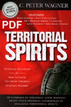 Territorial Spirits (E-Book-PDF Downloads) by C.Peter Wagner