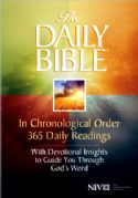 CThe Daily Bible In Chronological Order (book) by F. LaGard Smith - Click To Enlarge