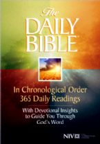 The Daily Bible In Chronological Order (book) by F. LaGard Smith