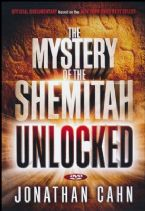 The Mystery of the Shemitah Unlocked: The 3,000-Year-Old Mystery That Holds the Secret of America's Future (DVD) by Jonathan Cahn