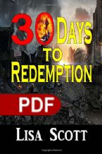 30 Days To Redemption (E-Book PDF Download) By Lisa Scott