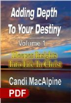 Adding Depth To Your Destiny (E-Book PDF Download) By Candi MacAlpine