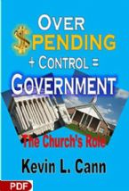 Overspending + Control = Government (E-Book PDF Download) By Kevin Cann