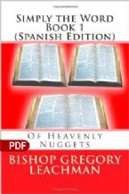 Simply The Word (E-Book PDF Download) By Gregory Leachman