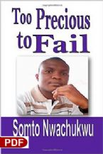 Too Precious To Fail (E-Book PDF Download) By Somto Nwachukwu
