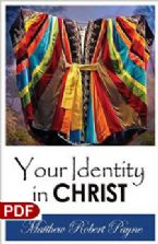 Your Identity In Christ 2nd Edition (E-Book PDF Download)) By Matthew Payne