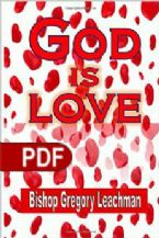 God Is Love (E-Book PDF Download) By Gregory Leachman