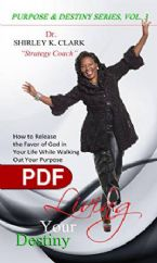 Living Your Destiny (E-Book PDF Download) By Shirley Clark