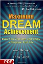 Maximum Dream Achievement (E-Book PDF Download) By Kenn Renner and Eddie Smith
