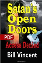 Satans Open Doors (E-Book PDF Download) By Bill Vincent