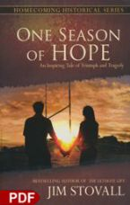 One Season of Hope (E-Book PDF Download) by Jim Stovall