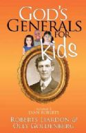 CGods Generals For Kids: Volume 5 - Evan Roberts (Book) by Roberts Liardon and Olly Goldenberg - Click To Enlarge
