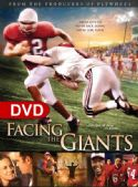 CFacing The Giants (DVD Movie) by Provident Films - Click To Enlarge