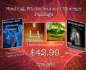 CHealing, Wholeness and Therapy Package (Digital Download)  by Jeremy Lopez - Click To Enlarge