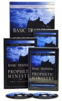 CBasic Training for the Prophetic Ministry Curriculum (Kit) by Kris Vallotton - Click To Enlarge