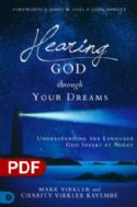 CHearing God Through Your Dreams: Understanding the Language God Speaks at Night (e-Book PDF Download) by Mark Virkler - Click To Enlarge