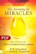 CThe Anointing for Miracles: How to Partner with God's Supernatural Power (e-book PDF Downlaod) by R.W. Schambach and Donna Schambach - Click To Enlarge