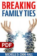 CBreaking Family Ties (e-Book PDF download) by Michelle D. Cook-Hall - Click To Enlarge