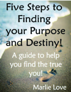 Five Steps to Finding Your Purpose and Destiny(Ebook PDF Download) by Marlie Love