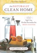 CThe Naturally Clean Home, Revised(Book) by Karyn Siegel-Maier - Click To Enlarge