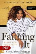 CFaithing It: Bringing Purpose Back to Your Life! (PDF Download) by Cora Jakes-Coleman - Click To Enlarge