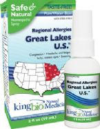 Regional Allergies: Great Lakes U.S.